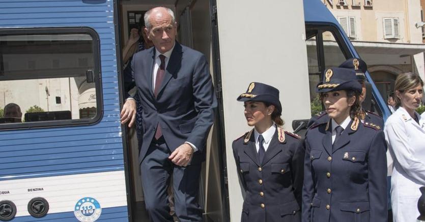 La Questura celebra il 166 Anniversario della fondazione della Polizia di Stato